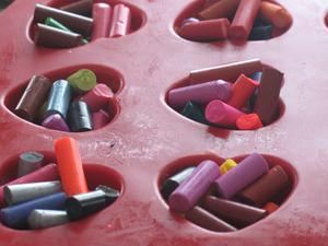 Crayonbefore